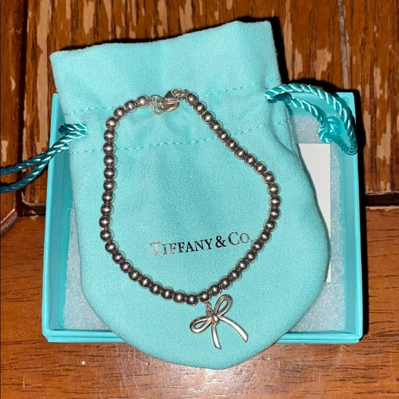 Tiffany & Co. Jewelry - Tiffany & Co. Bow Bracelet